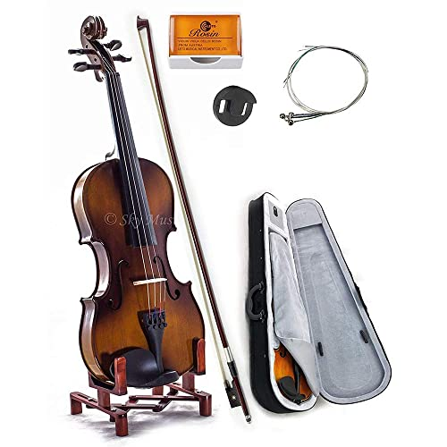 SKY 1/10 Size SKYVN201 Solid Maple Wood Violin