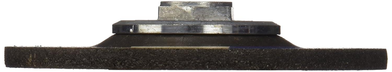 Pack of 10 Type 27 4-1//2 Diameter x 1//4 Thickness Norton Gemini Depressed Center Abrasive Wheel 5//8-11 Hub Aluminum Oxide