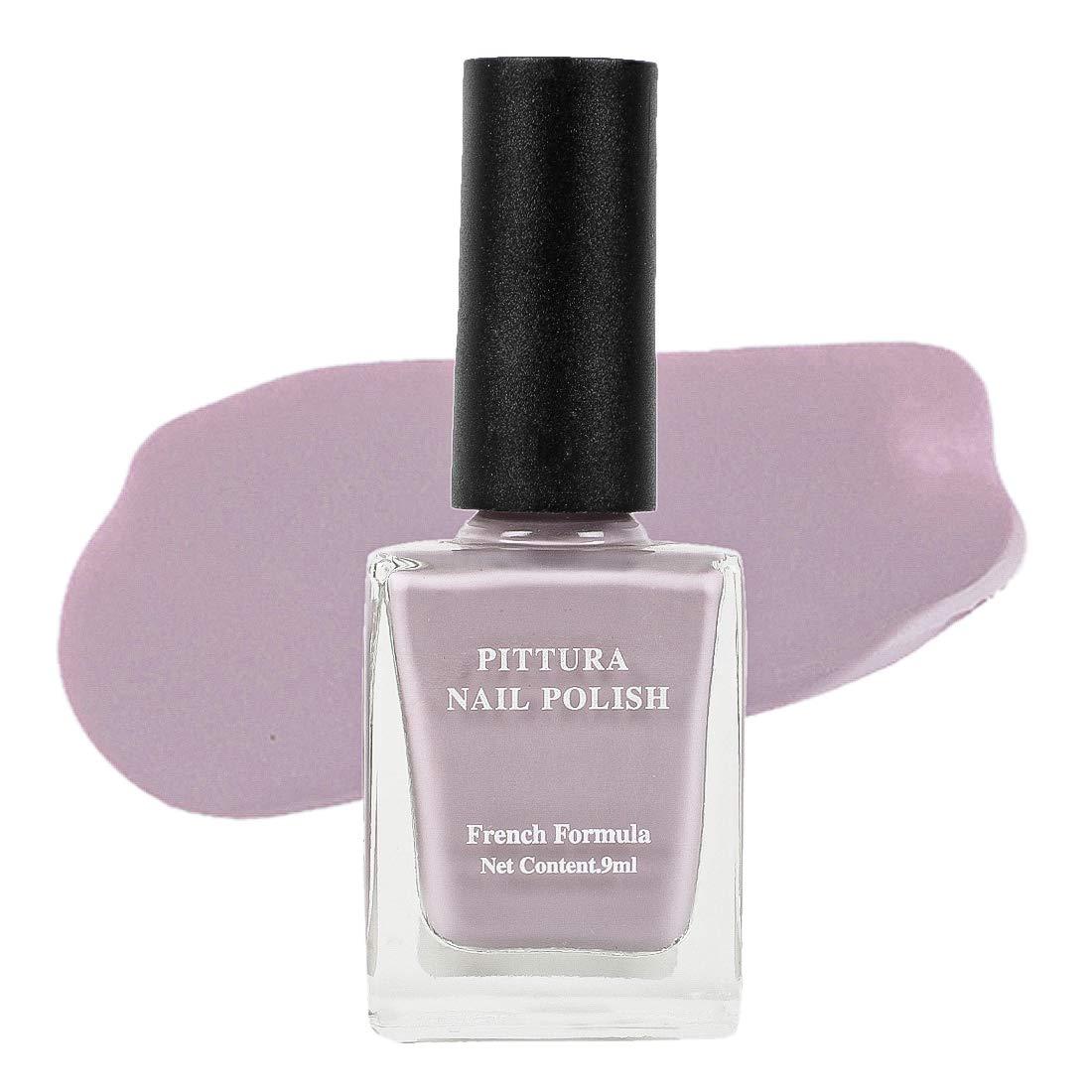 Miniso Pittura Nail Polishes Long Lasting Nail Paint 07 Gray Violet Amazon In Beauty
