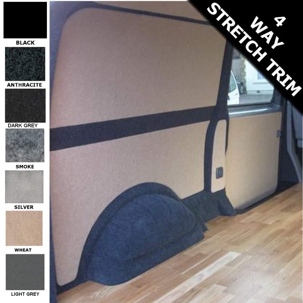 T4 van cab mat vw transporter carpet camper van Charcol