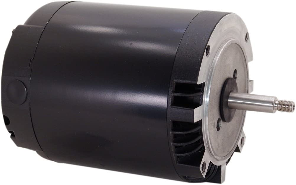 A.O. Smith H446 56 3/4 HP, 208-230/460 Volts, 3.4-3.4/1.7 Amps, 3450 RPM, ODP Enclosure, 56J Frame, 1.5 Service Factor Frame General Purpose Motor