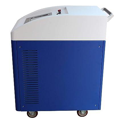 TEN-HIGH 100W 110V máquina de limpieza láser manual de mano Máquina de deshielo láser