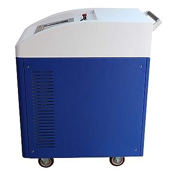 TEN-HIGH 100W 110V máquina de limpieza láser manual de mano Máquina de deshielo láser: Amazon.es: Bricolaje y herramientas