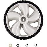 Arnold 12-Inch Plastic Wheel for Walk-Behind Mowers