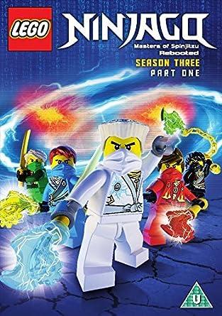 ninjago dvd season 3