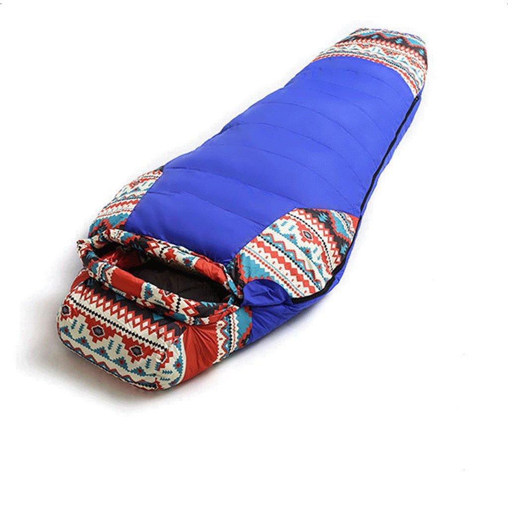 QFF-SD Schlafsack Outdoor 36 ° C Hülle Rechteckige Tasche Mini Keep Warm Tragbare Ultra Light fo