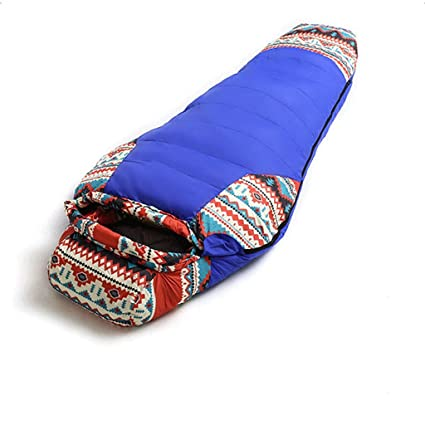 QFF-SD Saco de Dormir al Aire Libre Sobre DE 37 ° C/Bolso