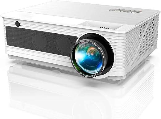 Ai LIFE Proyector Nativo 1080P Proyector de películas con 9000 ...