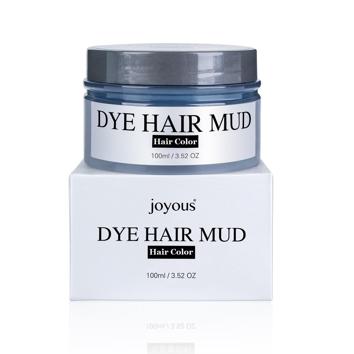 Professional Temporary Dye Hair Mud Highlights Instant Hair Color