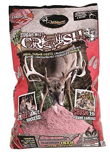 Wildgame Innovations Sugarbeet Crush 15lb Bag