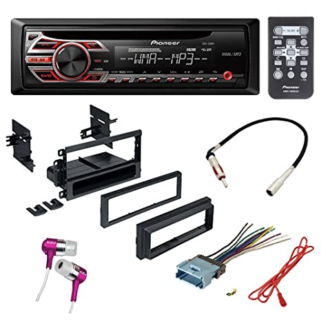 Amazon.com: CAR CD Stereo Receiver Dash Install MOUNTING KIT + Wire on