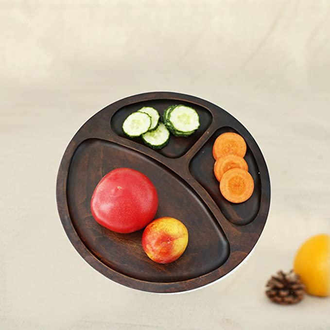 YHBH Formato de palet Adecuado para el hogar Cocina Hotel Restaurante Hotel KFC McDonalds Cafés y otras ocasiones Usado para pizza Ensaladas de fruta ...