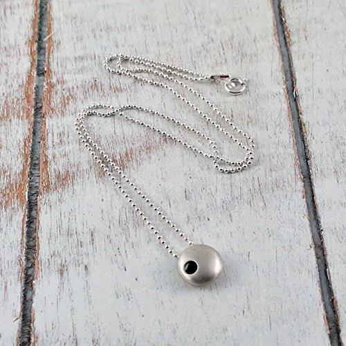 sterling-silver-mini-lentil-shaped-pendant-charm-necklace-satin-finish-dark-oxidized-finish-beaded-c