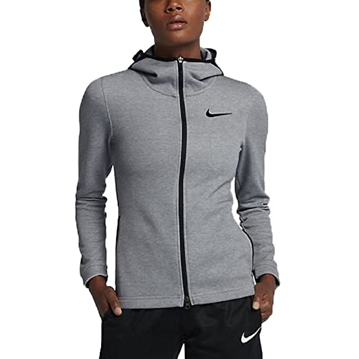 9fd47e8ba125 Amazon.com  Nike Women s Dry Showtime Basketball Hoodie  Sports   Outdoors