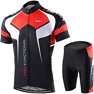 2020 Z3C1U Road Mens Bicycle MTB Cycling Short Sleeve Jersey and bib Shorts Lycr