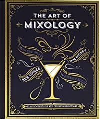 Learn the skills of the bartender and stir up some truly exquisite flavors, using premium spirits and authentic ingredients. Whether it's creating a cocktail hour Martini or fixing a Brandy Alexander nightcap, The Art of Mixology is the styli...