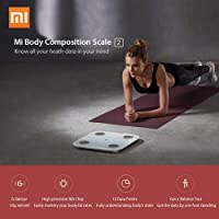 Xiaomi Mi Body Composition Scale 2 - Aus Stock, 1 Year Warranty