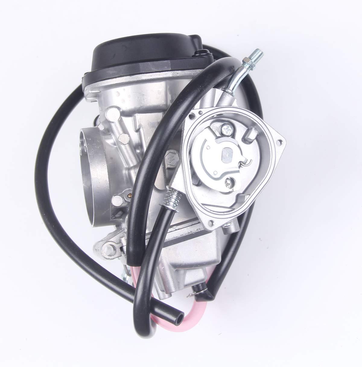 New Carburetor Carb for Suzuki Ozark 250 LTF250 LT-F250F LT-F 250 2002-2009 Replace# 13200-05G01