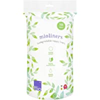 Bambino Mio, mioliners (Nappy Liners), 160 Pack