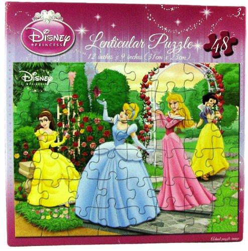 Disne (Disney Princess Lenticular Puzzle)