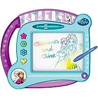 Disney 迪士尼 冰雪奇缘儿童画板彩色磁性画画板儿童写字板工具男孩女孩DS-1591