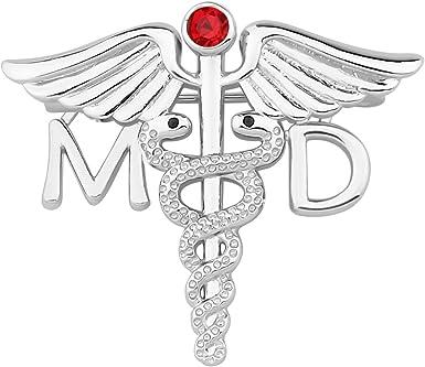 BSN pinning ceremony nurse graduation gift Gray Bachelor of Science nursing pin