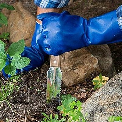 Sun Joe SJHH1902 Hori-Hori Garden Landscaping Digging Tool with Stainless Steel Blade and Sheath : Garden & Outdoor