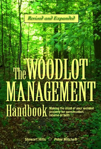 The Woodlot Management Handbook: Making the Most of Your Wooded Property For Conservation, Income or Both