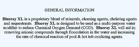 Blueray XL - XL azul | Mineral purificador cartucho ...