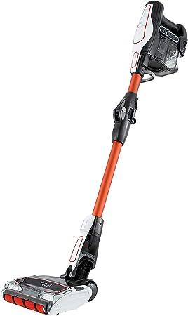 Shark Ninja IF250EU - Aspirador sin Cable, Doble Batería, Blanco/Naranja: Amazon.es: Hogar