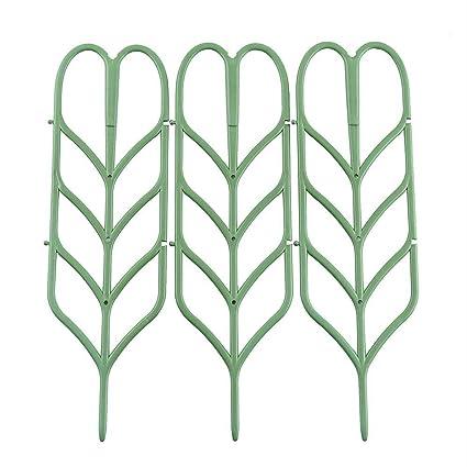 Amazon.com : pinnacleT1 DIY Garden Trellis for Climbing Plants, 14 ...
