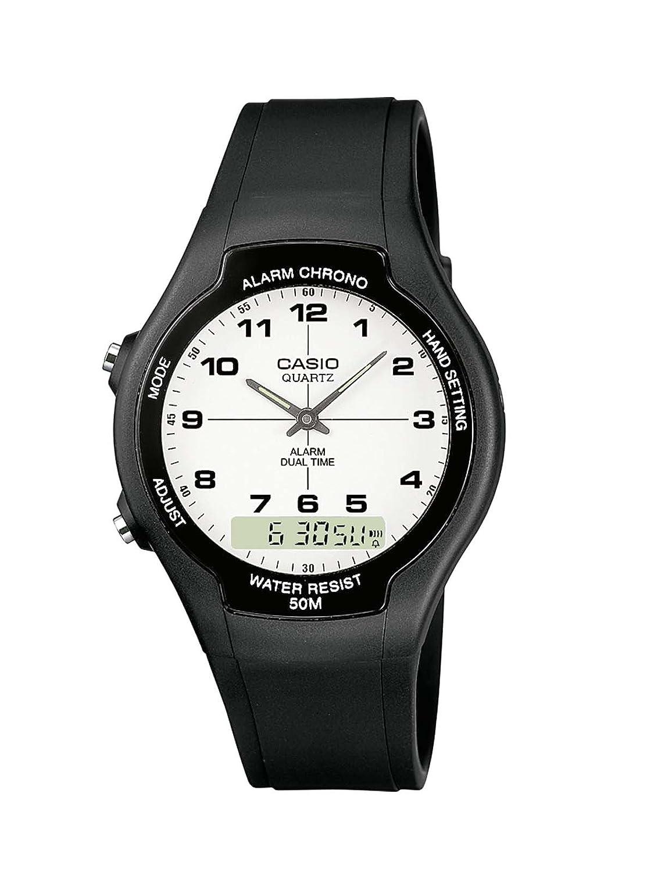 Reloj Casio Collection Unisex AW-90H-7BVEF