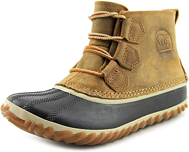 Sorel Women's Out N About Ankle Boots