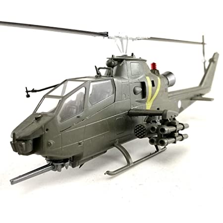 Amazon com: AH-1 Cobra Helicopter 1/72 Scale Aircraft Model