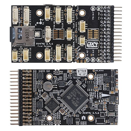Pixhawk PX4 2.4.6 32bit ARM Flight Controller NEO-6M GPS OSD PPM Power Module CA by Gerneric (Image #2)
