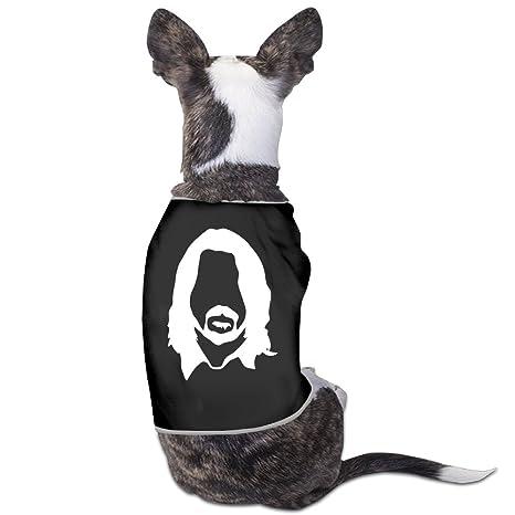 Cabeza con pelo Logo camiseta de jersey de perro chaqueta de abrigos para perros