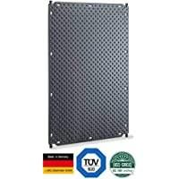 well2wellness® – Calentador Solar para Piscina con 4 Conectores de 25 mm de diámetro