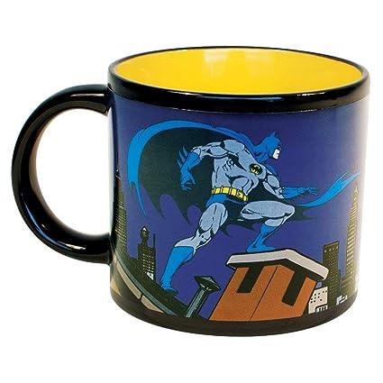 Amazon.com: Batman Bat Signal Heat Changing Coffee Mug - DC Comics on kitchen hat, kitchen heart, kitchen frog, kitchen boy, kitchen gun, kitchen rooster, kitchen bull, kitchen mouse, kitchen ghost, kitchen bad, kitchen goose, kitchen cat, kitchen spider,