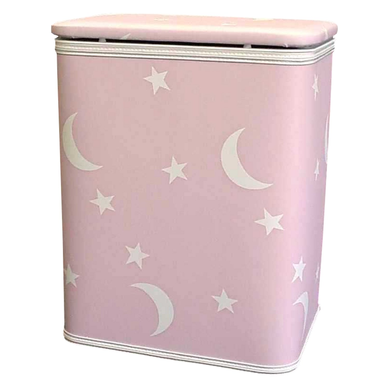 Redmon For Kids Stars And Moons Hamper, Pink