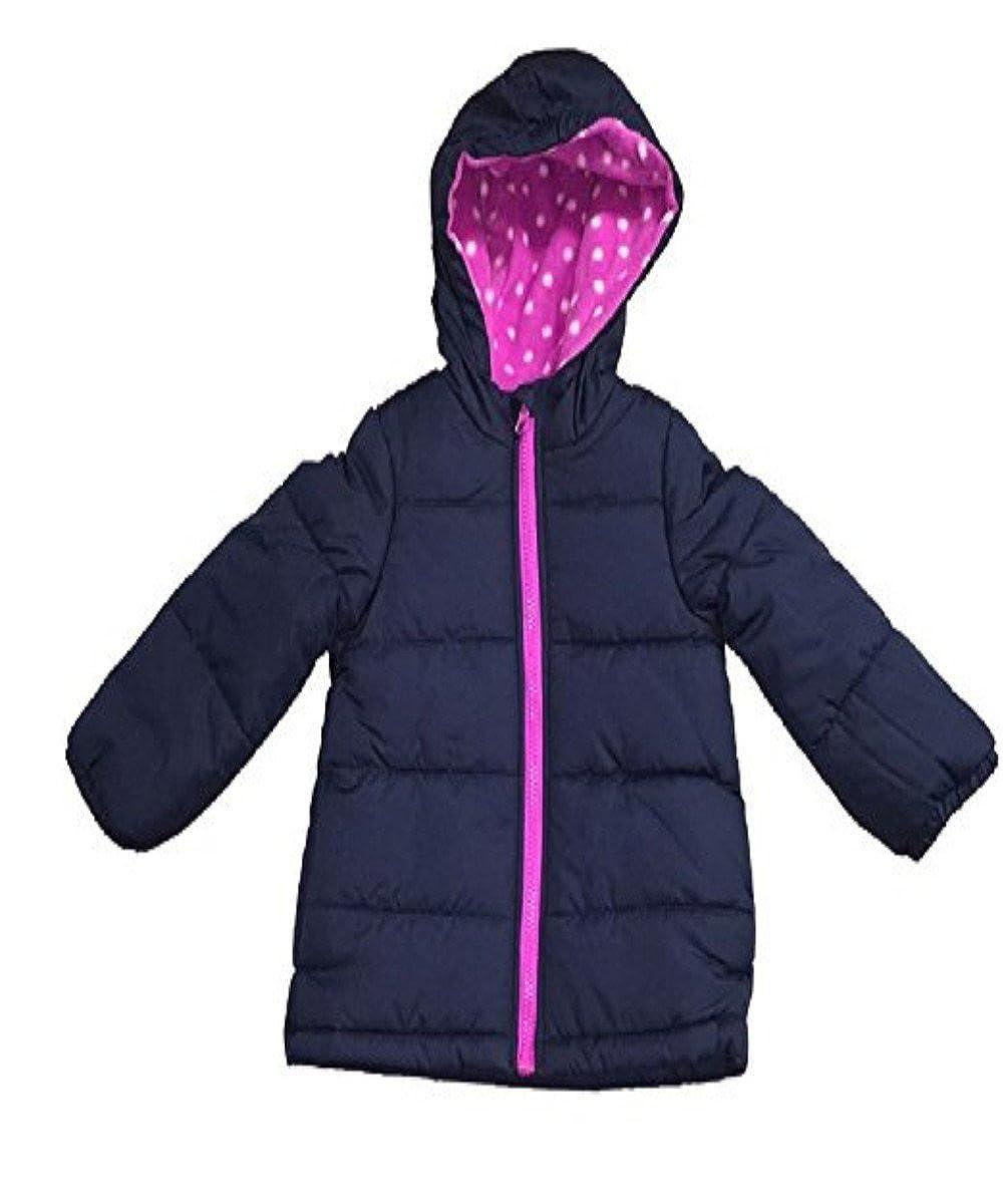 Amazon.com  Carter s Little Girls  Fleece Lined Puffer Jacket 4d84d3898