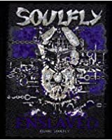 SOULFLY - Enslaved - Patch / Aufnäher