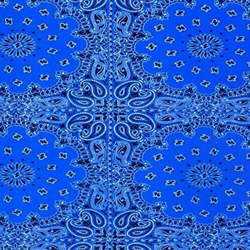 BLUE BANDANA DIP APE HYDROGRAPHIC WATER TRANSFER HYDRO DIPPING DIP KIT