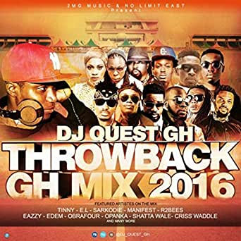 I Dey Mad Oh [Explicit] (DJ Quest Gh Remix) by R2bees & DJ