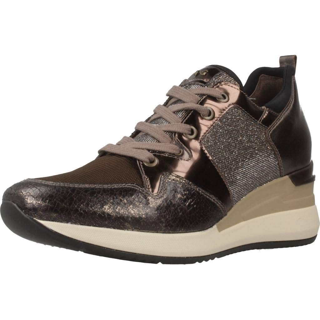 schwarz Giardini Damen Laufschuhe Farbe Metallic-Farbe Marke Modell Damen Laufschuhe A806610D Metallic-Farbe