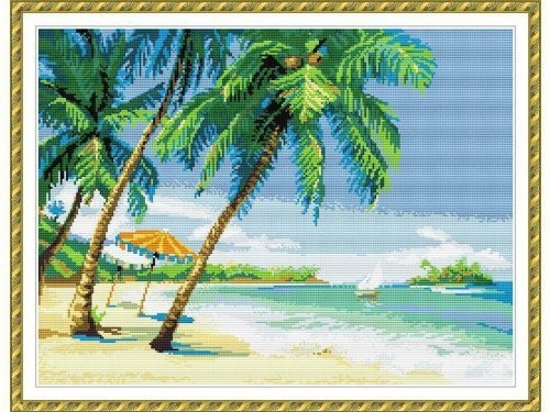 Happy Forever Cross Stitch, the Scenery, the - Scenery Stitch Cross