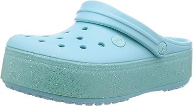 big platform crocs