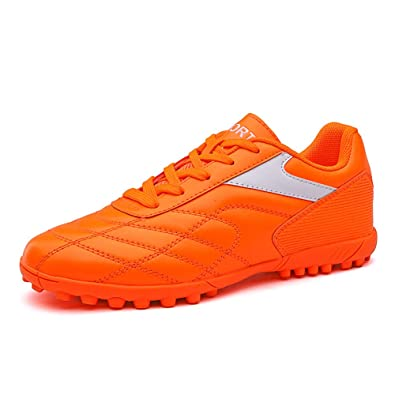 0a0ff1790 STEELEMENT Boy's Football Boots,Indoor Outdoor Professional Soccer Shoes ,Competition/Training Sneaker -