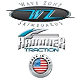 Wave Zone Diamond - Fiberglass Skimboard for