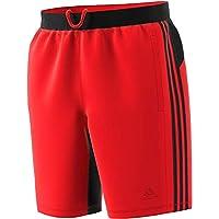 adidas Mens 4krft 9 Inch Sport 3-Stripes Shorts