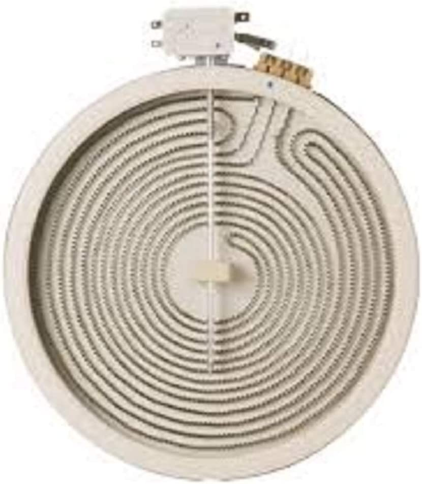 Edgewater Parts WB30X24111 Range Dual Radiant Element Compatible With GE Range